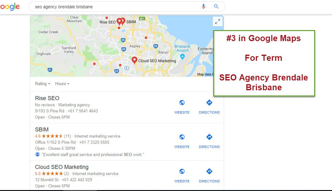 SEO Brendale   Local SEO Services In Brendale Business 4500