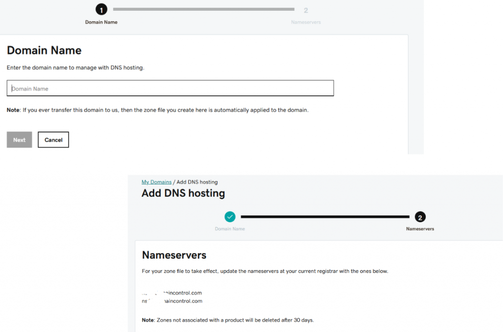 How To Manage DNS Servers