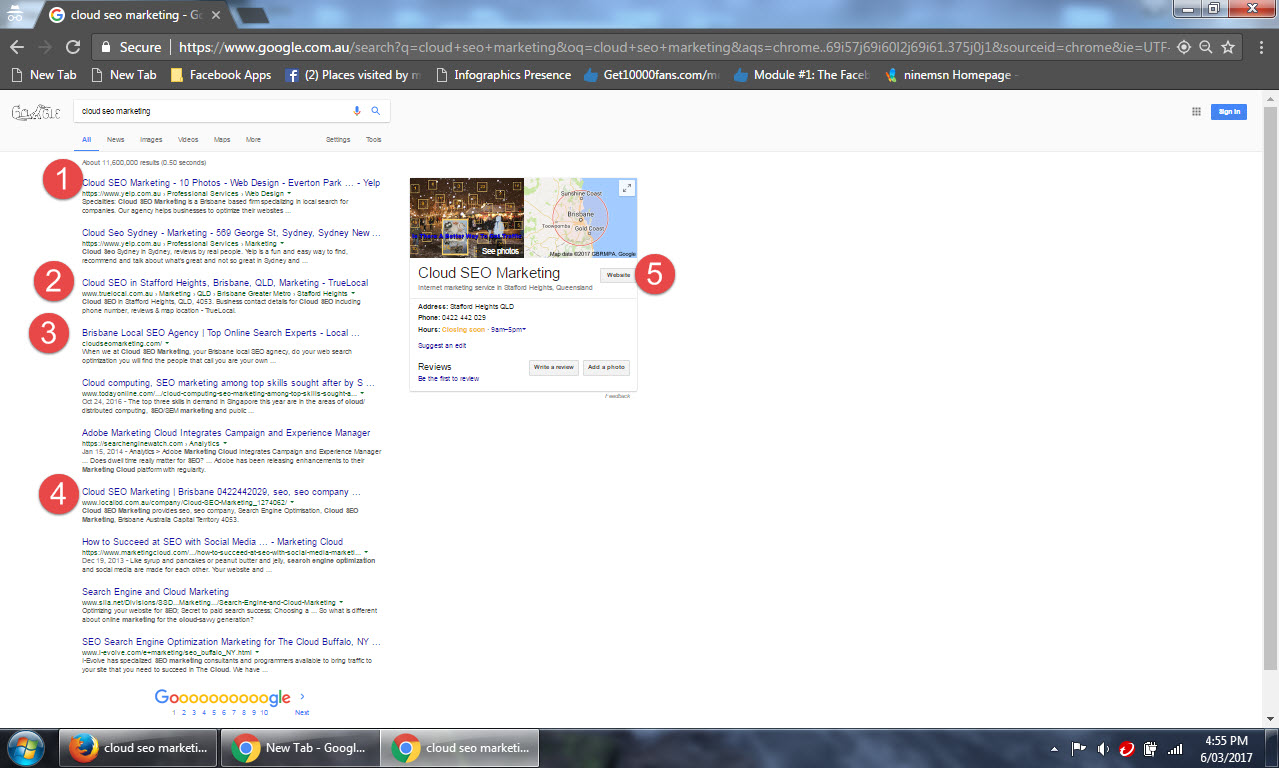 Are There Secrets To Rank A Site On Page 1 On Google?