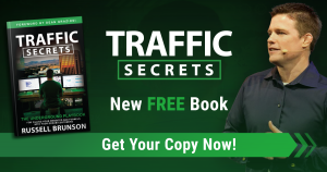 Traffic Secrets for success on the interent