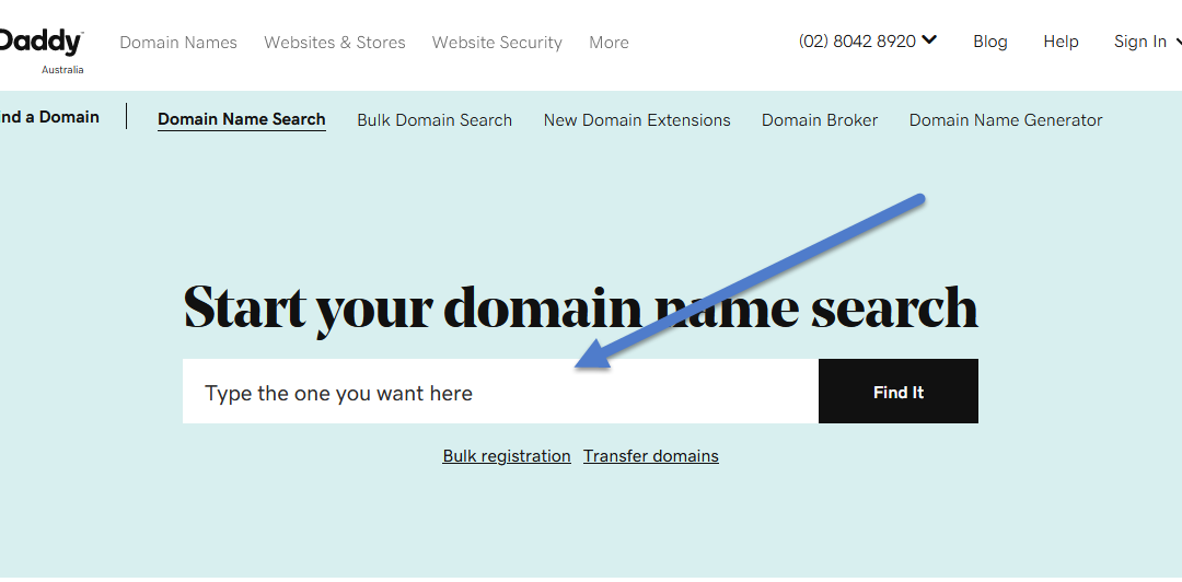 Where To Get A Domain Registered